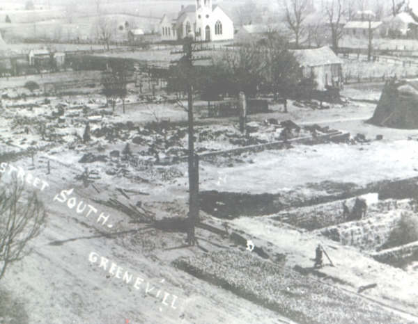 Greenville Fire (2) - March 26, 1908