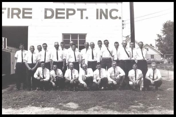 Greenville Volunteer Fire Department (circa 1963)