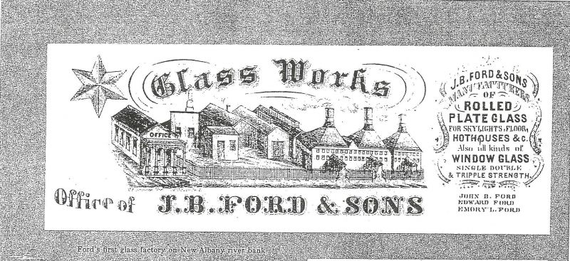 J.B. Ford & Sons, New Albany