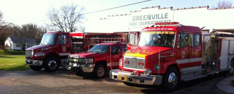 Station 1 - Greenville